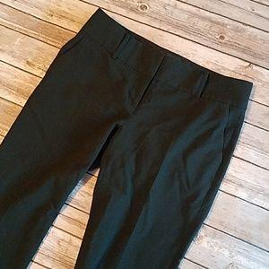 Ann Taylor Black Dress Slacks